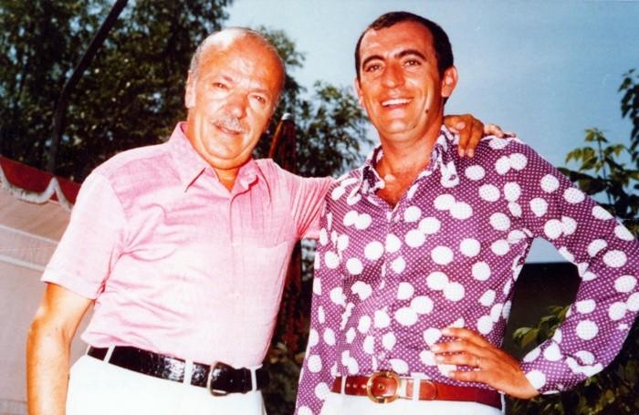 Secondo (il capostiipite) e Raoul Casadei