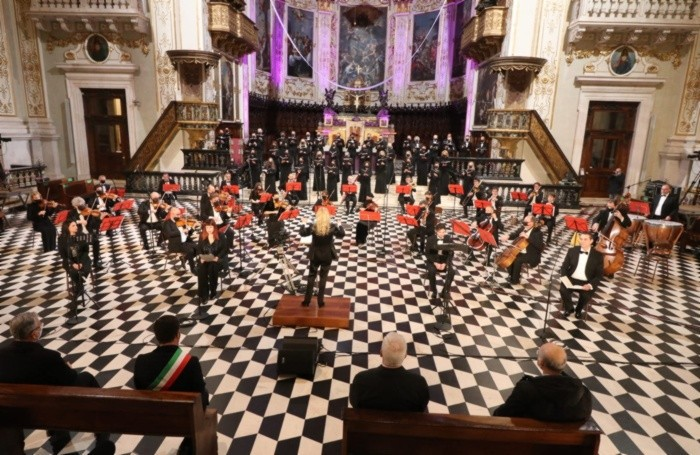 La commemorazione musicale in Cattedrale