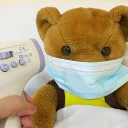 La febbre nei più piccoli Quando serve il pediatra