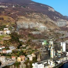 La frana di Tavernola sorvegliata speciale 165 mila euro dalla Regione per monitorarla