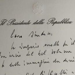 «La mia vicinanza a Nembro» Mattarella scrive al sindaco Cancelli