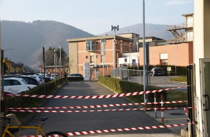 La chiusura del Pronto Soccorso dell'ospedale di Alzano Lombardo: è il 23 febbraio 2020