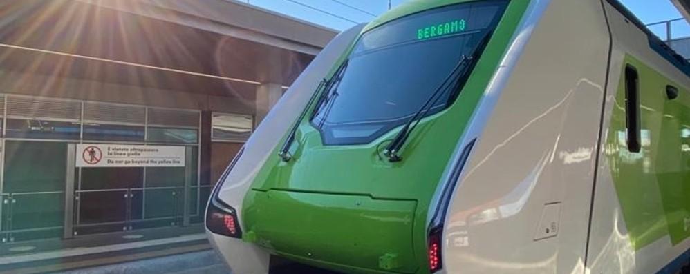 Linea Bergamo-Pioltello-Porta Garibaldi Treni, da lunedì salgono a 12 le corse
