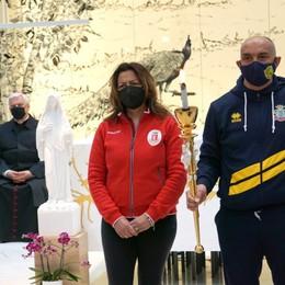 L'omaggio al Monumentale - Foto e video Bergamo commemora le sue vittime