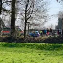Malore mentre corre sulla Greenway Un 48enne salvato dai soccorritori