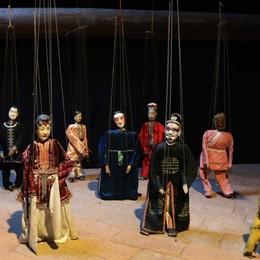 Marionette cinesi, bellissima avventura  La mostra al Museo del Burattino