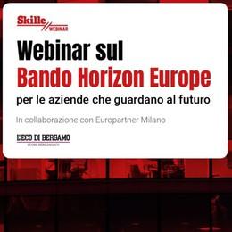 Mercoledì 3 marzo webinar sui fondi Ue per far crescere le nostre aziende