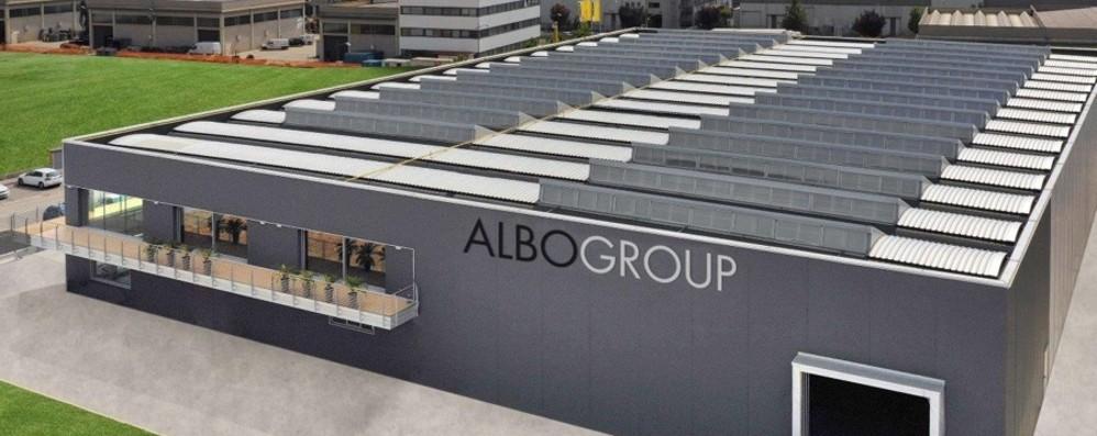 Non solo sapone e cosmetici per hotel  Con il Covid, Albogroup si reinventa