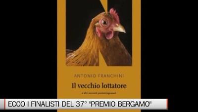 Premio Bergamo - Presentati i cinque finalisti della XXXVII edizione