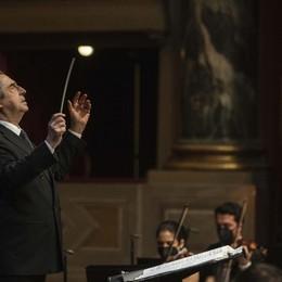 Riccardo Muti in streaming il 21 marzo Benvenuto alla primavera da Bergamo