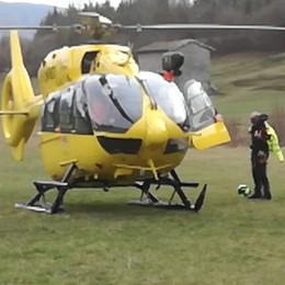 Scivola su una lastra di ghiaccio Escursionista muore sul monte Alben