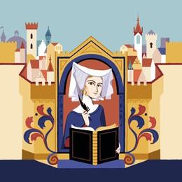 Silvia Ballestra, c'era una volta la prima scrittrice