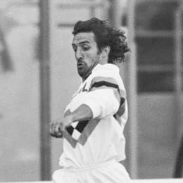Tra Atalanta e Napoli vola un elicottero: Roberto  Bordin, che tornò da ex dopo la malattia. Poi mille avventure nel mondo