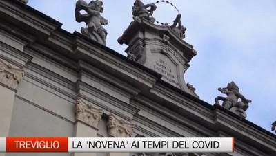 Treviglio - La Novena ai tempi del Covid