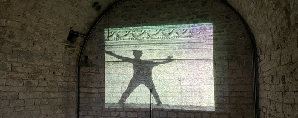 Un mese con «Open Cinema» Lo schermo è sulla fontana del '300