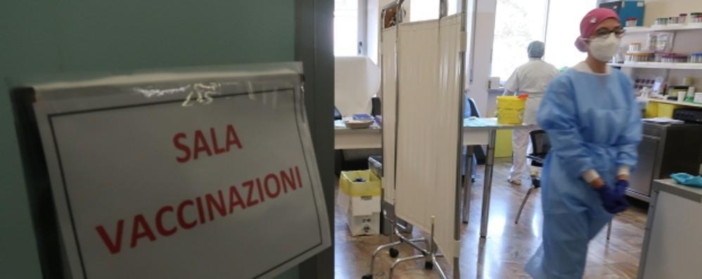 Vaccini anti Covid nella Bergamasca Finora somministrate 50 mila dosi