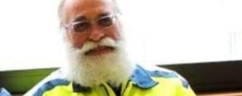 A 70 anni se n'è andato Armando La Valle perde il suo Babbo Natale
