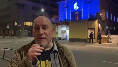 Andrea Rodegher Teatro Prova «Facciamo luce sul teatro»
