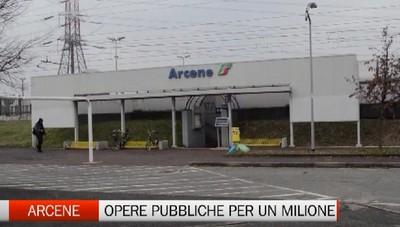 Arcene: in arrivo 1 millione in opere pubbliche