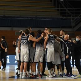 Basket A2, niente da fare con Derthona Treviglio cede alla capolista