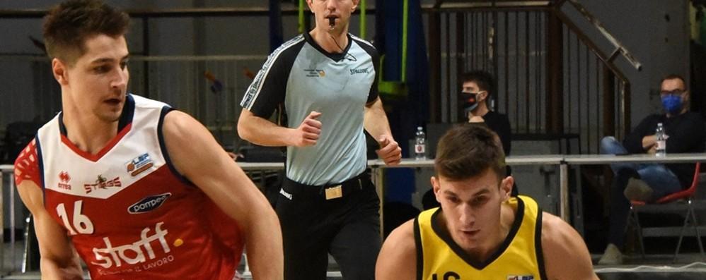 Basket, Bergamo e Treviglio vincenti su Mantova in casa e a Torino