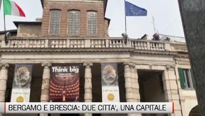 Bergamo e Brescia: due città, una «capitale»