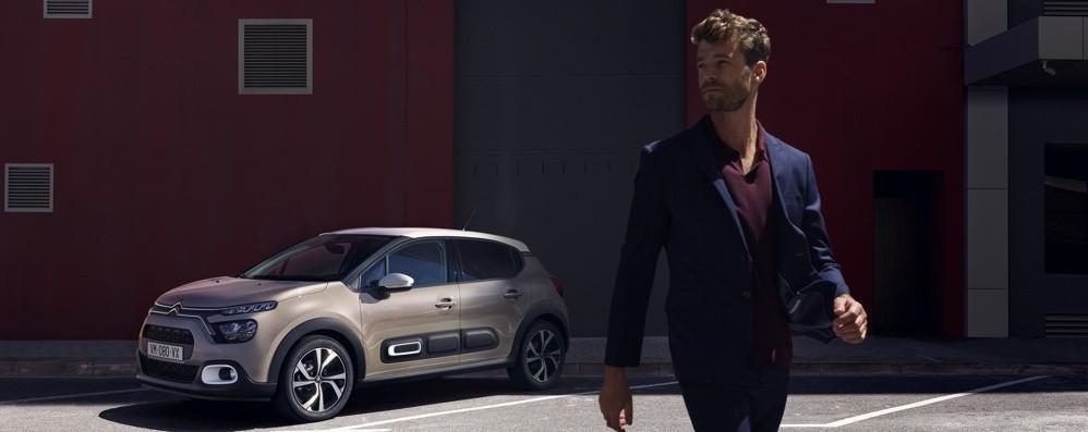 Berlina Citroën C3  La acquisti o la noleggi