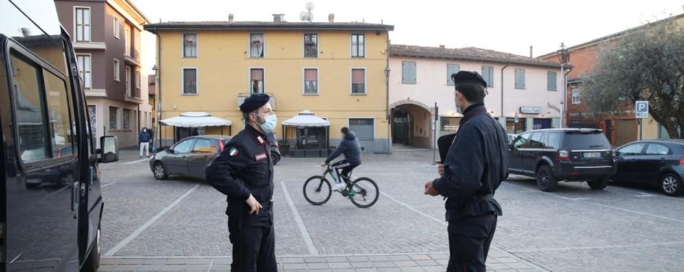 Brescia, banda arancione rinforzata Live web della Regione Lombardia