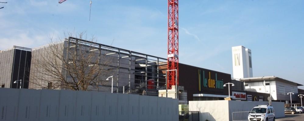 Centro fitness e cinema alle Due Torri Pronti per fine anno, 100 assunzioni