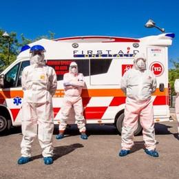 Ci sono 26 ambulanze, ma non gli autisti L'appello della coop: «Ne cerchiamo 40»