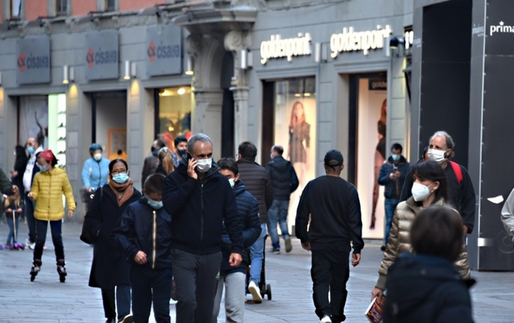 Cresce la curva a Bergamo: +49% di casi Il report settimanale Comune per Comune