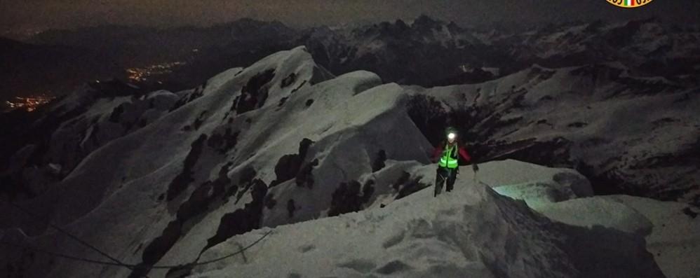 Escursionista disperso sulla Presolana Trovato il corpo senza vita del 67enne