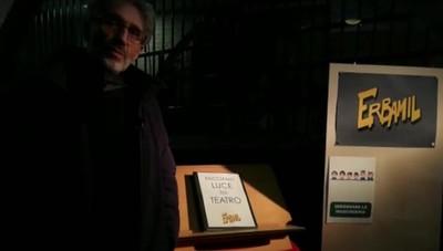 Fabio Comana, Teatro Erbamil   «Facciamo luce sul teatro»