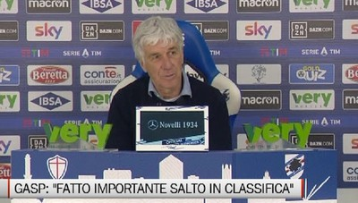 GASPERINI: FATTO IMPORTANTE SALTO  IN CLASSIFICA