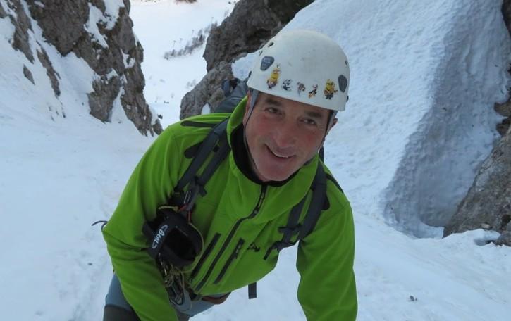 «Giovanni era un alpinista esperto» Tradito da una lastra di ghiaccio sull'Alben