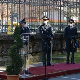 Guardia di Finanza, cambio al vertice A Bergamo arriva il colonnello Filipponi