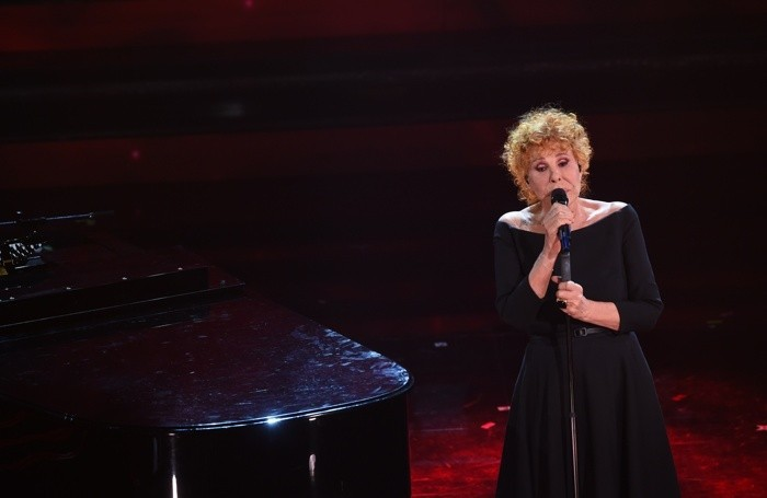 Ornella Vanoni Sanremo