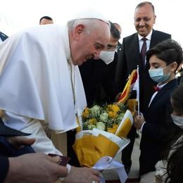 Il coraggio di Bergoglio Un leader mondiale contro il settarismo