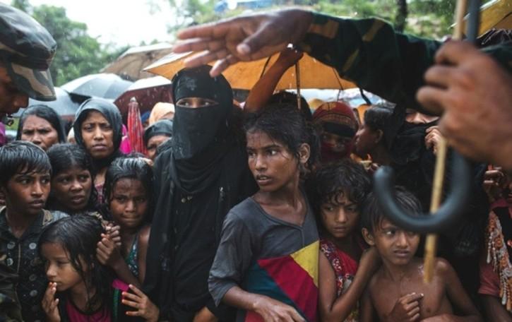 In Birmania l'amore disarmato dei cattolici
