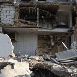In ginocchio per la guerra La Siria è dimenticata