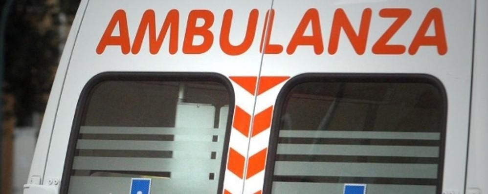 Investito a Vertova, vittima  un 90enne Identificato il giovane al volante dell'auto