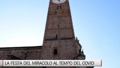 La festa del Miracolo al tempo del Covid