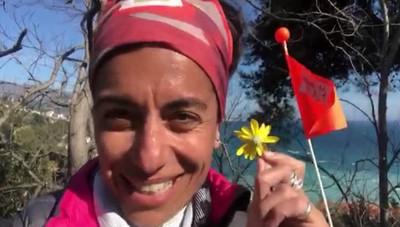 La Milano-Sanremo della cultura Rita Pelusio e «L'ultima ruota»