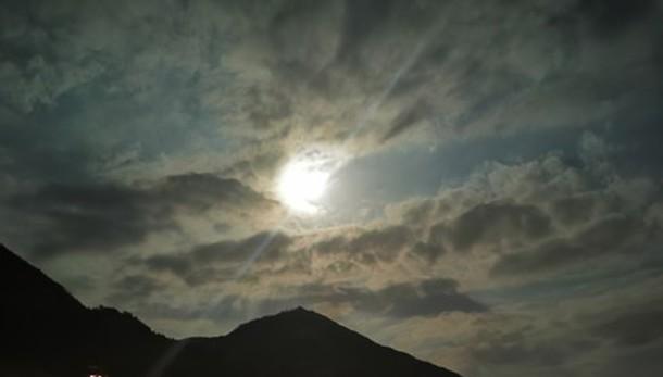 La notte a Cerete