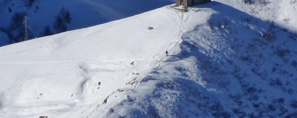 L'alpinista travolto dalla valanga  resta grave, ma ci sono speranze