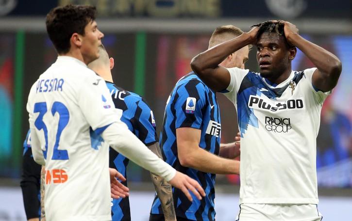 L'Atalanta fa la partita ma è un'Inter cinica Skriniar decisivo al 9' del secondo tempo