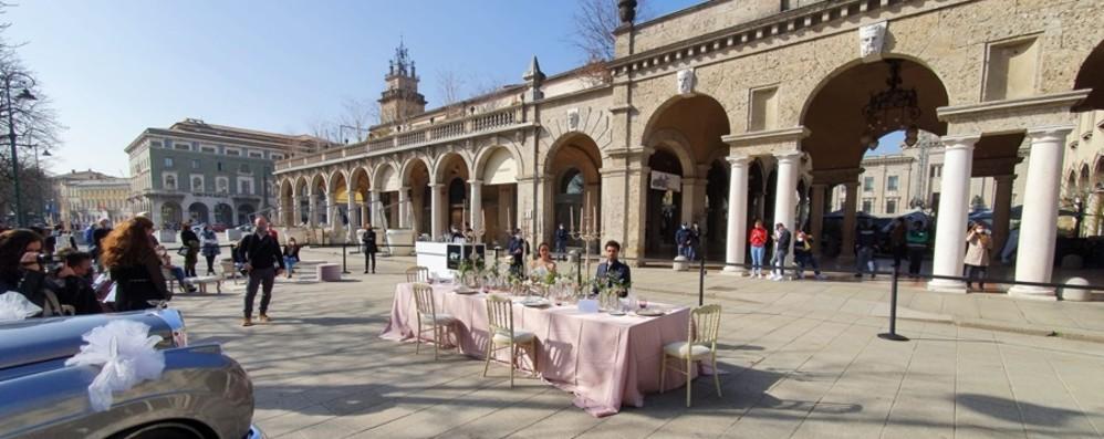 «Le imprese del wedding dimenticate» Da Bergamo dieci proposte per ripartire