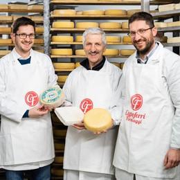 Lo stracchino e la formaggella bergamasca certificati lattosiofree