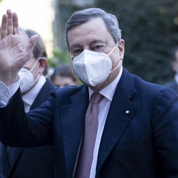 Mario Draghi a Bergamo il 18 marzo  per la giornata della memoria  vittime Covid