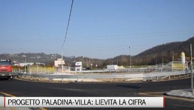 Paladina-Villa. Per completare il progetto definitivo la cifra lievita di altri tre milioni